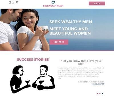 dating sites for wealthy singles