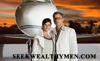 Wealthy men